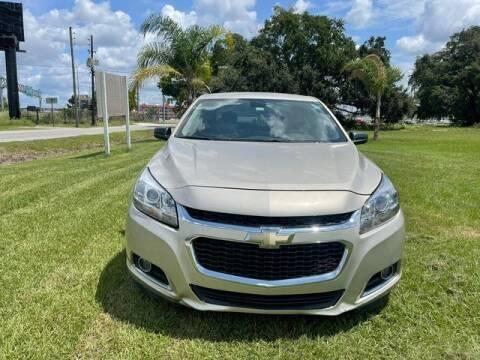 2016 Chevrolet Malibu Limited for sale at AM Auto Sales in Orlando FL