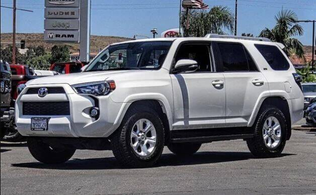 2015 Toyota 4Runner for sale at Auto Max Brokers in Palmdale CA