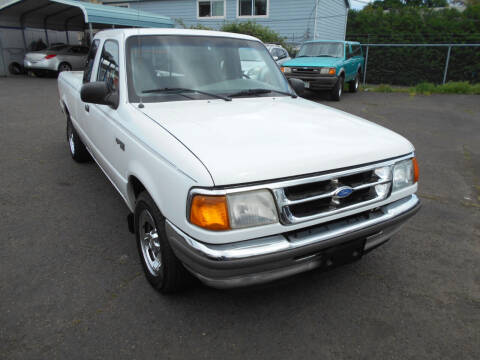 1995 Ford Ranger for sale at Family Auto Network in Portland OR