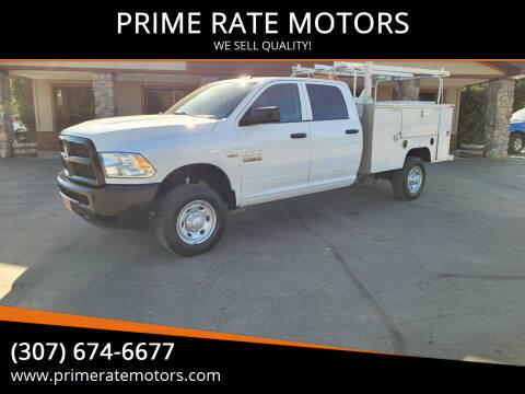 2015 RAM Ram Pickup 2500 for sale at PRIME RATE MOTORS in Sheridan WY