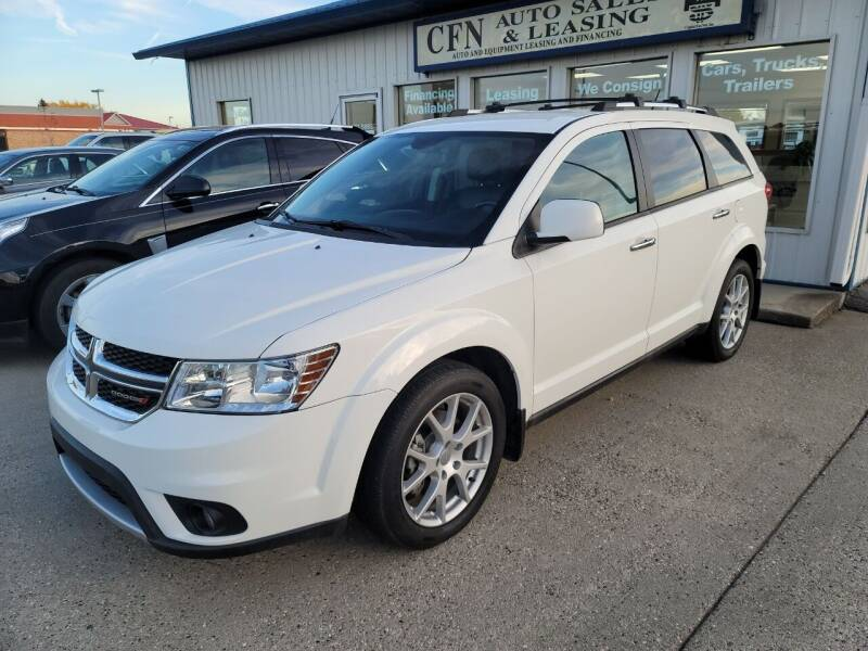 2014 Dodge Journey for sale at CFN Auto Sales in West Fargo ND