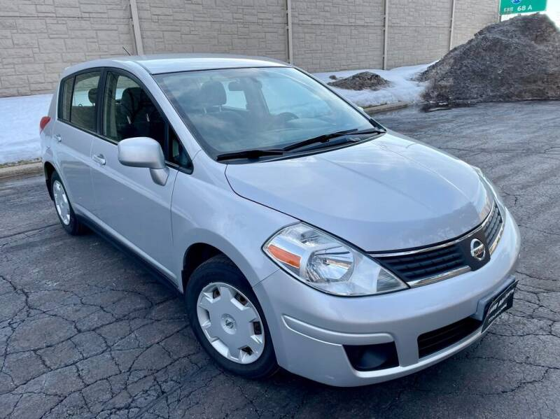 2009 Nissan Versa for sale at EMH Motors in Rolling Meadows IL