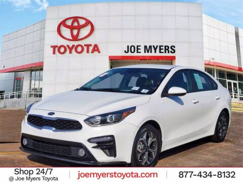 2020 Kia Forte for sale at Joe Myers Toyota PreOwned in Houston TX