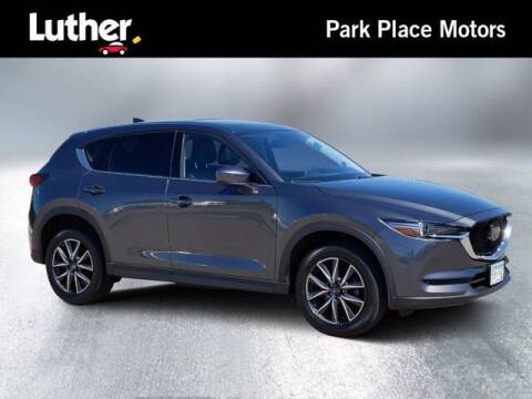 2018 Mazda CX-5 for sale at Park Place Motor Cars in Rochester MN
