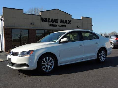 2011 Volkswagen Jetta for sale at ValueMax Used Cars in Greenville NC
