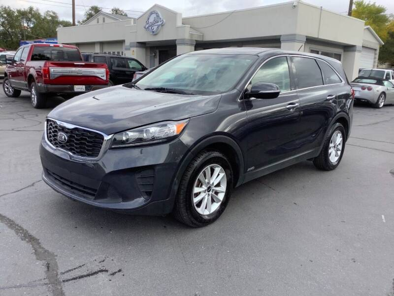 2019 Kia Sorento for sale at Beutler Auto Sales in Clearfield UT