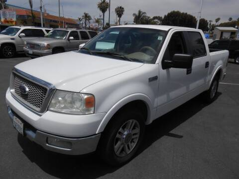 2005 Ford F-150 for sale at ANYTIME 2BUY AUTO LLC in Oceanside CA