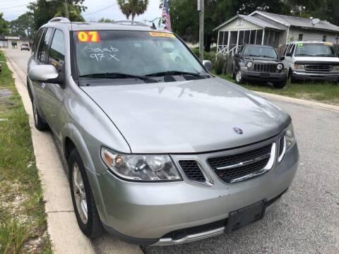 2007 Saab 9-7X for sale at Castagna Auto Sales LLC in Saint Augustine FL