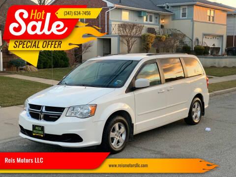 2012 Dodge Grand Caravan for sale at Reis Motors LLC in Lawrence NY