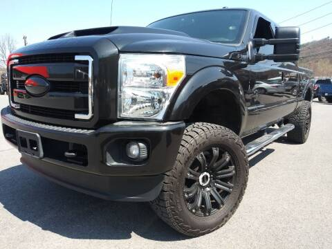 2011 Ford F-350 Super Duty for sale at Mulligan's Auto Exchange LLC in Paxinos PA