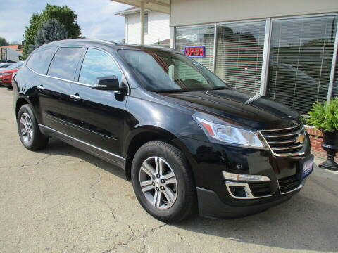 2017 Chevrolet Traverse for sale at Choice Auto in Carroll IA