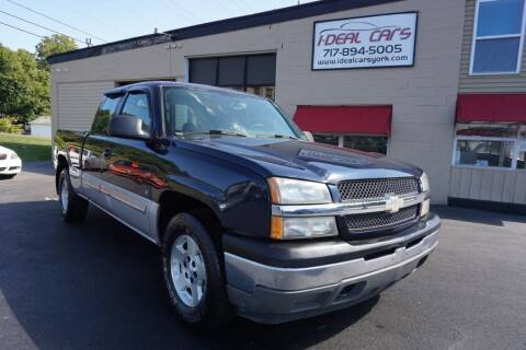 2005 Chevrolet Silverado 1500 for sale at I-Deal Cars LLC in York PA