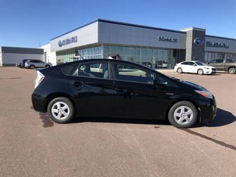 2010 Toyota Prius for sale at Schulte Subaru in Sioux Falls SD