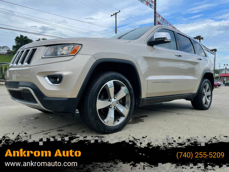 2014 Jeep Grand Cherokee for sale at Ankrom Auto in Cambridge OH