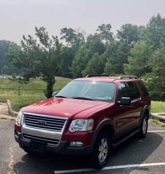 2006 Ford Explorer for sale at ONE NATION AUTO SALE LLC in Fredericksburg VA