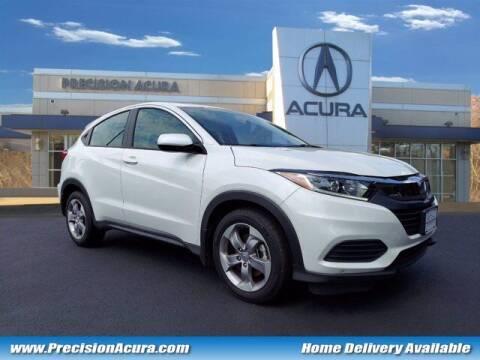 2019 Honda HR-V for sale at Precision Acura of Princeton in Lawrence Township NJ