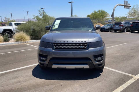 2015 Land Rover Range Rover Sport for sale at FrankBryan Auto & Logistics in Lithia Springs GA
