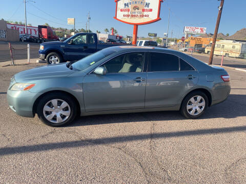 2009 Toyota Camry for sale at North Mountain Car Co in Phoenix AZ