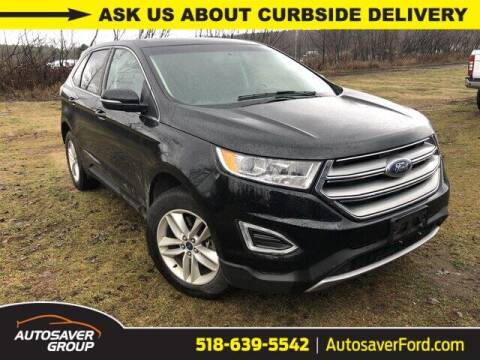 2017 Ford Edge for sale at Autosaver Ford in Comstock NY