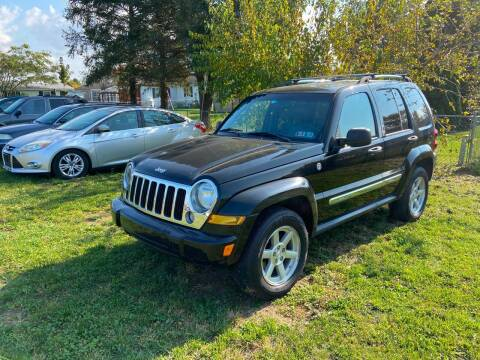 2005 Jeep Liberty for sale at US5 Auto Sales in Shippensburg PA