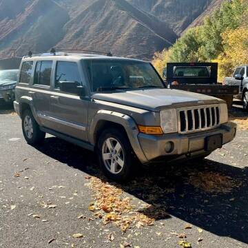 2006 Jeep Commander for sale at Auto Source in Banning CA