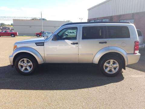 2008 Dodge Nitro for sale at Frontline Auto Sales in Martin TN