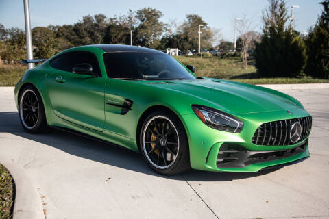 2018 Mercedes-Benz AMG GT for sale at Exquisite Auto in Sarasota FL