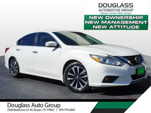 2016 Nissan Altima for sale at Douglass Automotive Group in Central Texas TX