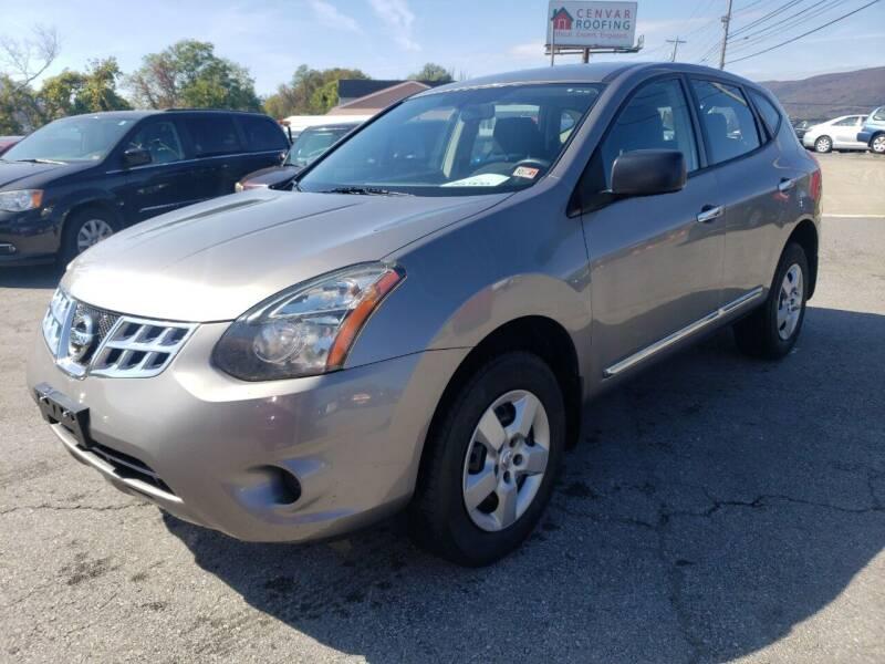 2014 Nissan Rogue Select for sale at Salem Auto Sales in Salem VA