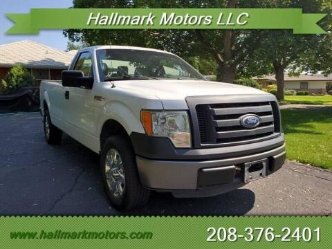 2011 Ford F-150 for sale at HALLMARK MOTORS LLC in Boise ID