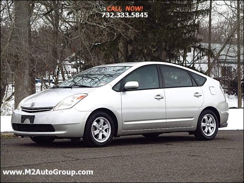 2005 Toyota Prius for sale at M2 Auto Group Llc. EAST BRUNSWICK in East Brunswick NJ
