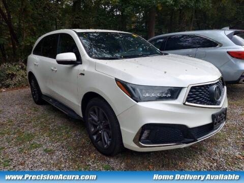 2019 Acura MDX for sale at Precision Acura of Princeton in Lawrence Township NJ
