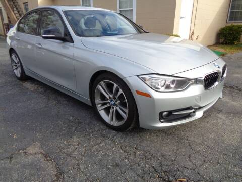 2014 BMW 3 Series for sale at Liberty Motors in Chesapeake VA