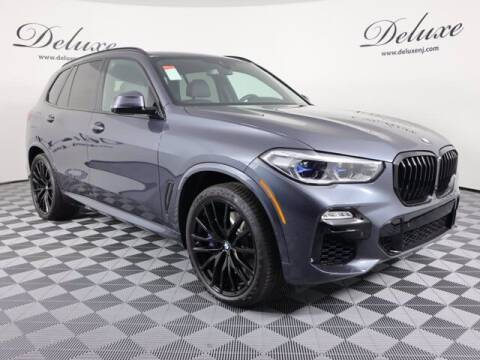 2020 BMW X5 for sale at DeluxeNJ.com in Linden NJ