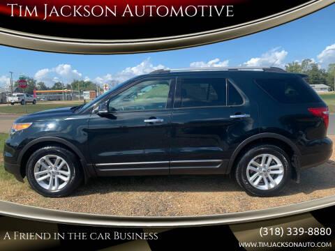2014 Ford Explorer for sale at Tim Jackson Automotive in Jonesville LA