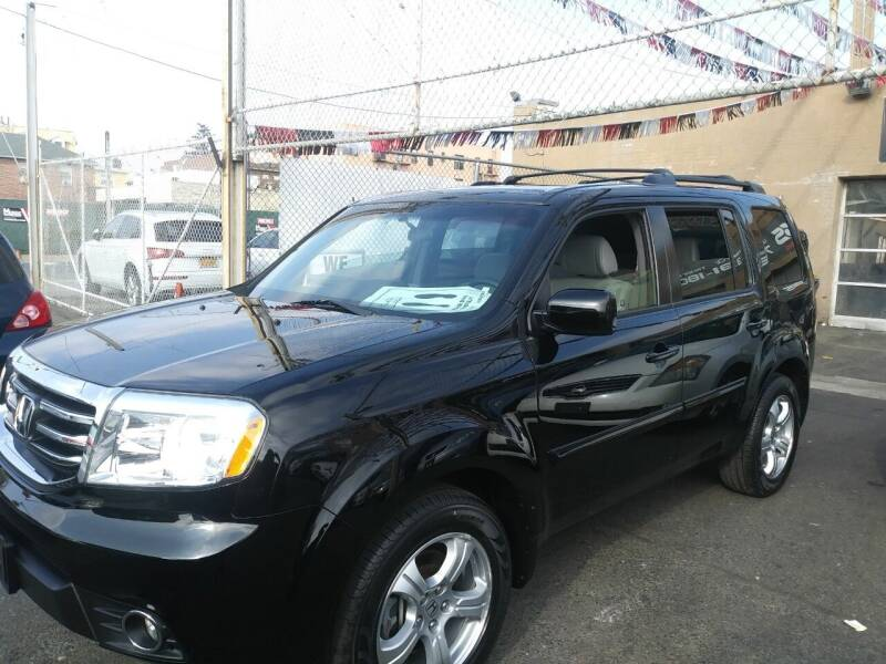 2013 Honda Pilot for sale at Ultra Auto Enterprise in Brooklyn NY