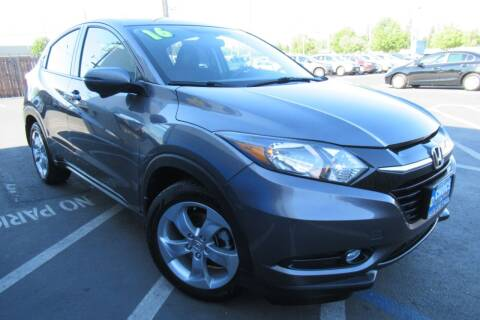 2016 Honda HR-V for sale at Choice Auto & Truck in Sacramento CA