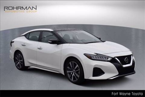 2019 Nissan Maxima for sale at BOB ROHRMAN FORT WAYNE TOYOTA in Fort Wayne IN