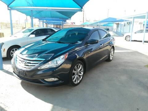 2011 Hyundai Sonata for sale at Autos Montes in Socorro TX
