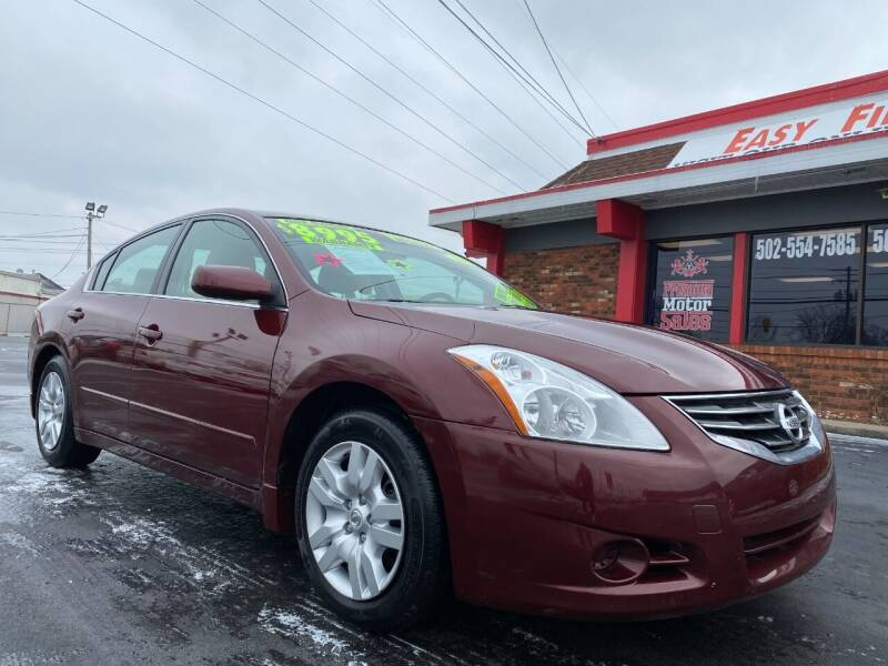 2011 Nissan Altima for sale at Premium Motors in Louisville KY