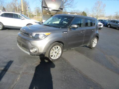 2019 Kia Soul for sale at Riverside Motor Company in Fenton MO