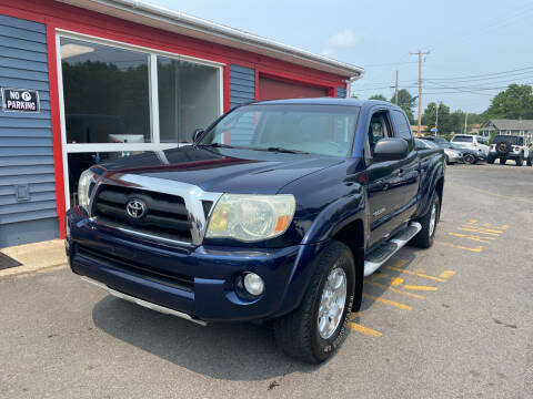2007 Toyota Tacoma for sale at Top Quality Auto Sales in Westport MA