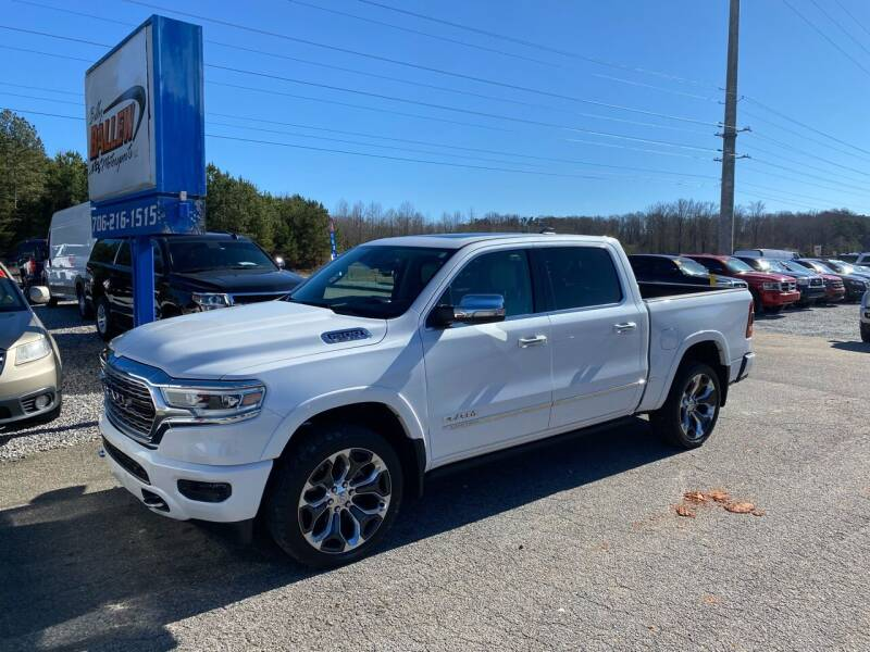 2019 RAM Ram Pickup 1500 for sale at Billy Ballew Motorsports in Dawsonville GA