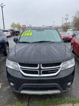 2012 Dodge Journey for sale at Mastro Motors in Garden City MI