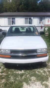 2000 Chevrolet S-10 for sale at New Start Motors LLC - Rockville in Rockville IN