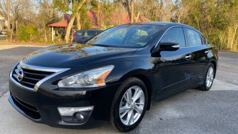2015 Nissan Altima for sale at North Florida Automall LLC in Macclenny FL
