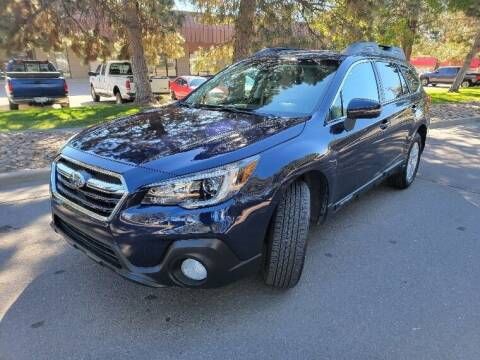 2018 Subaru Outback for sale at Summit Auto in Aurora CO