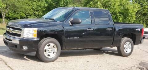 2011 Chevrolet Silverado 1500 for sale at Superior Auto Sales in Miamisburg OH