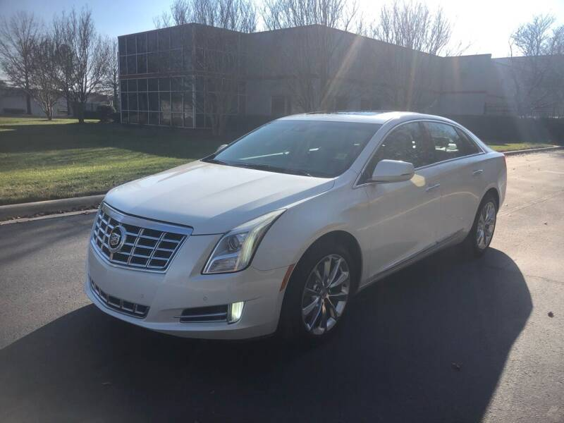 2013 Cadillac XTS for sale at A&M Enterprises in Concord NC