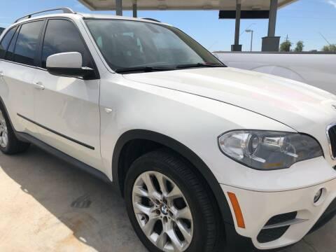 2013 BMW X5 for sale at TANQUE VERDE MOTORS in Tucson AZ